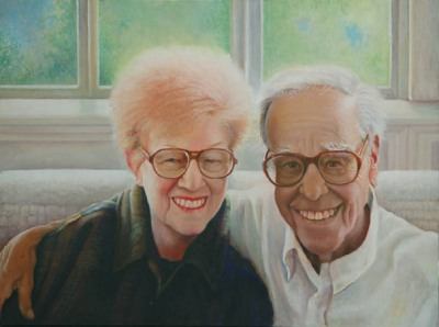 50 years, Joyce & Irv