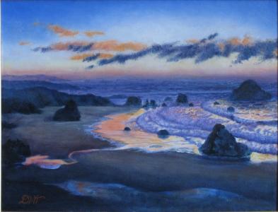 Bandon Sunset