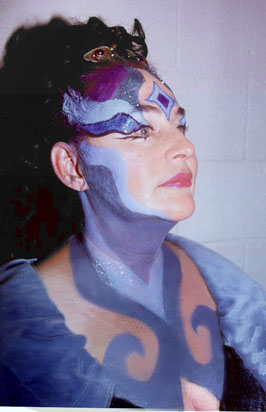 Self As Earth Mother