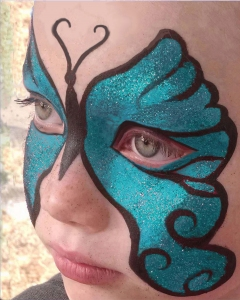 Aqua-Butterfly