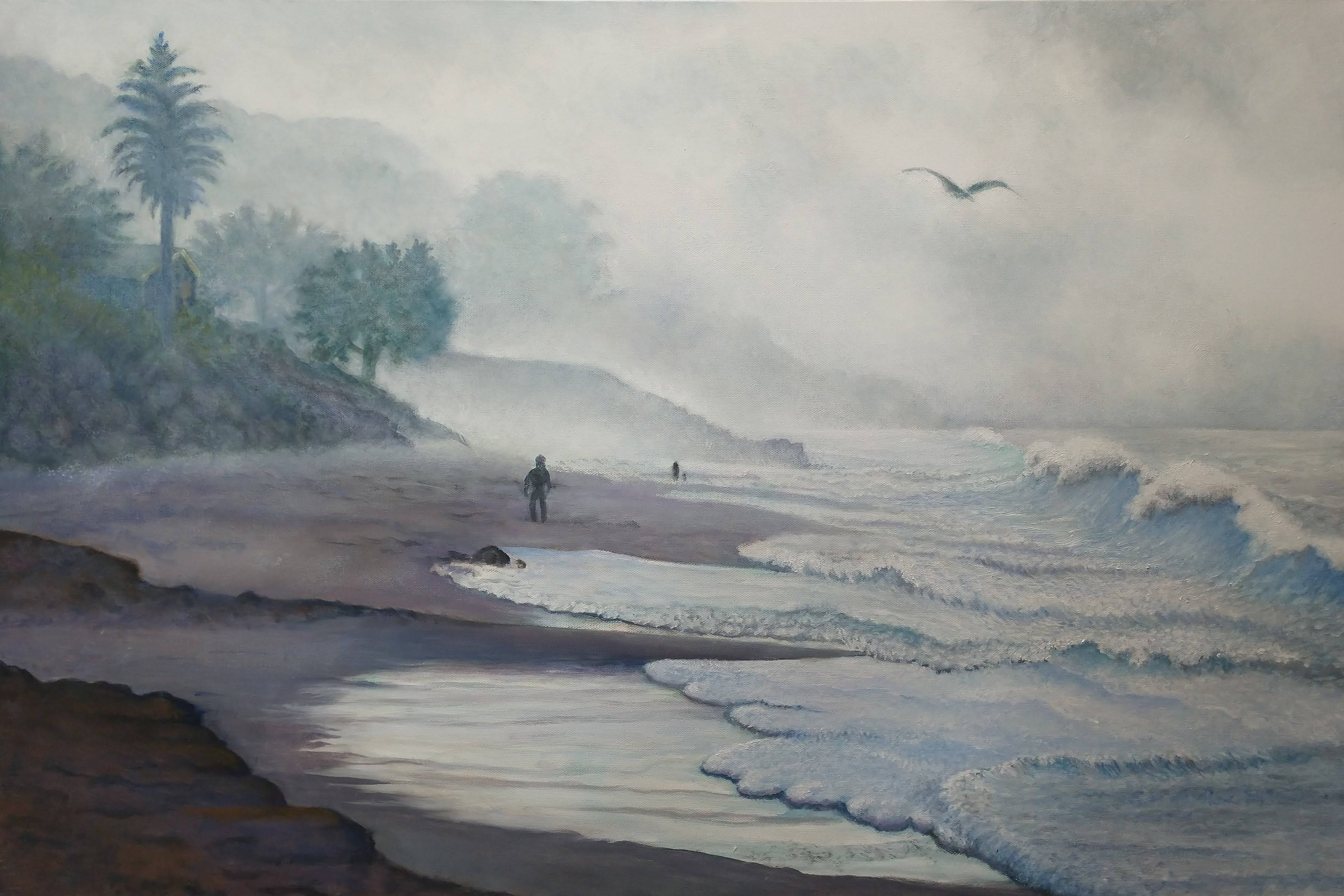 Misty  Sea, Santa Cruz